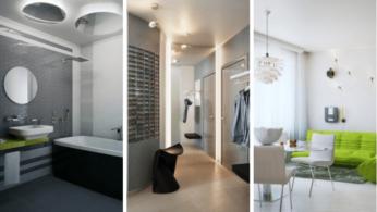 Дизайн маленькой питерской квартиры 1 | Дока-Мастер