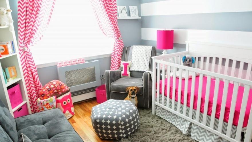 Особенности интерьера детской комнаты 1   Дока-Мастер