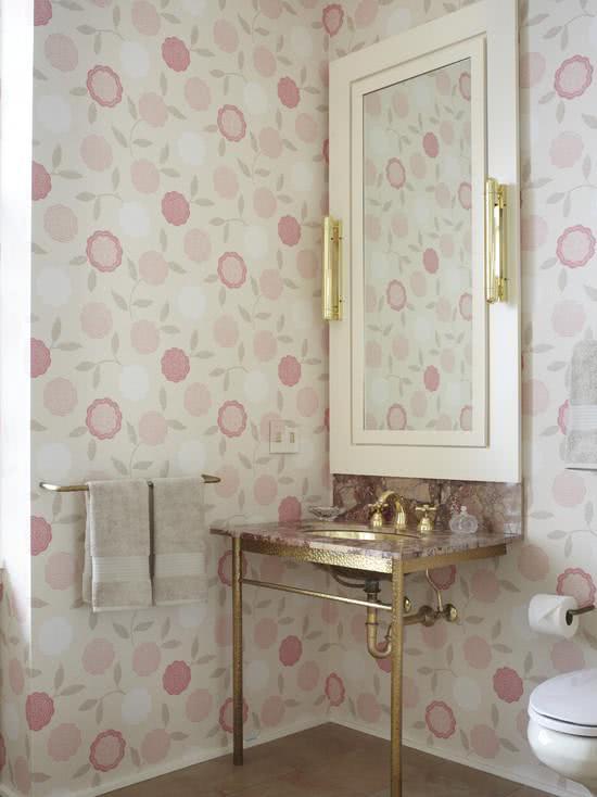 Обои для ванной комнаты 11 | Дока-Мастер