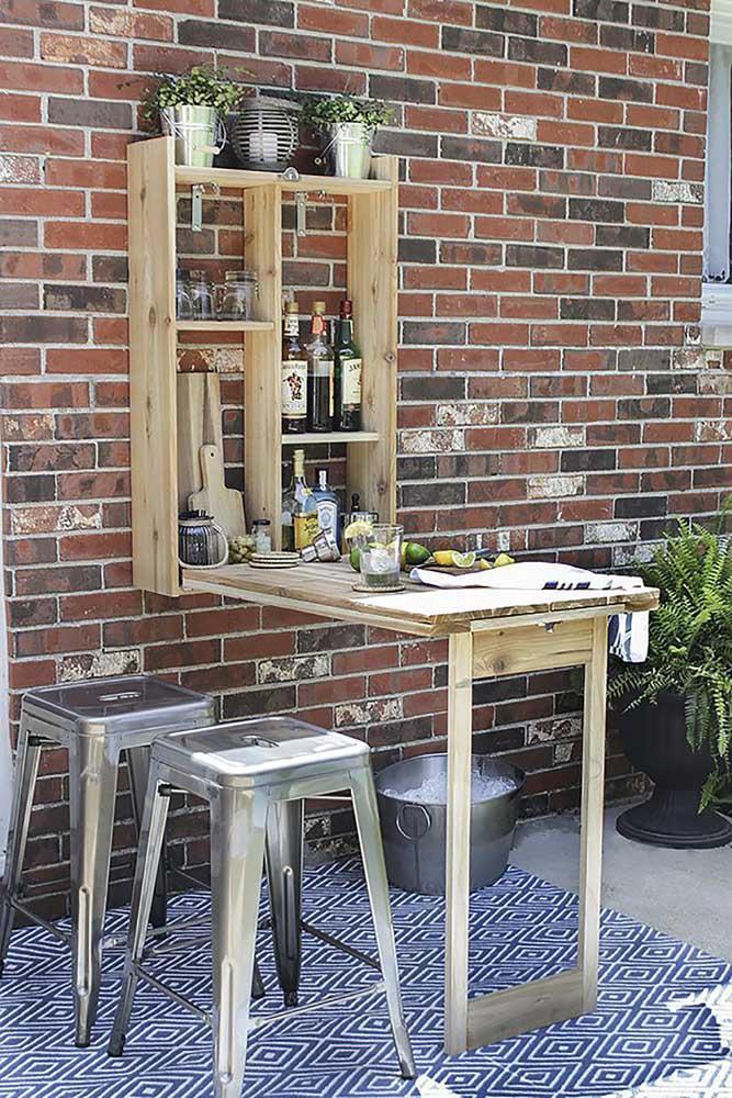 Стол у стены 30 идей для небольшой квартиры 13 | Дока-Мастер