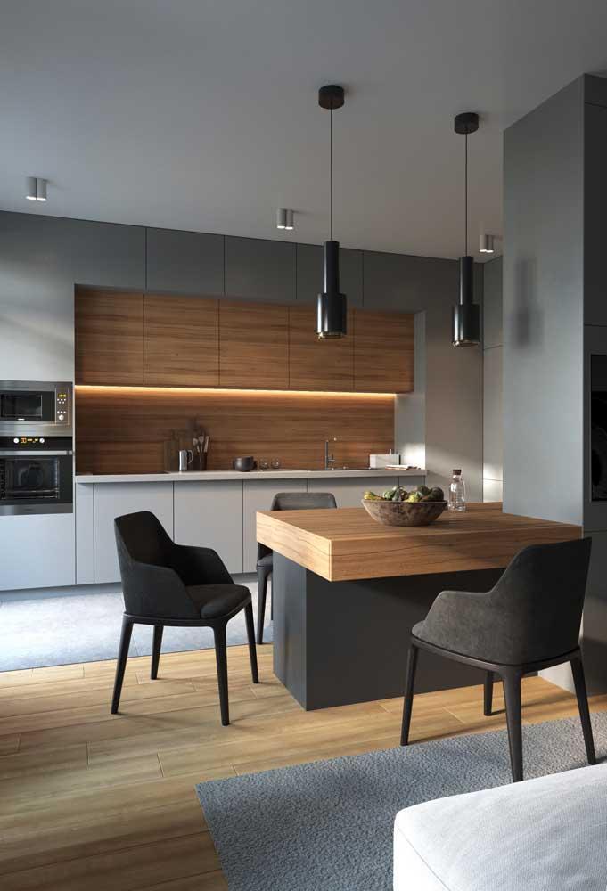 Стол у стены 30 идей для небольшой квартиры 14 | Дока-Мастер