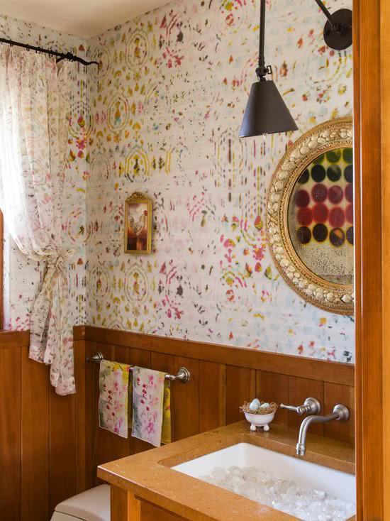 Обои для ванной комнаты 14 | Дока-Мастер