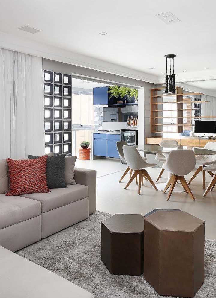 Квартира-студия: 30 современных идей для вас 15