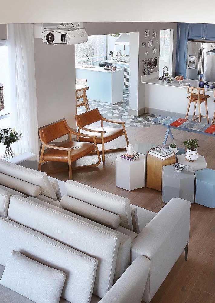 Квартира-студия: 30 современных идей для вас 16