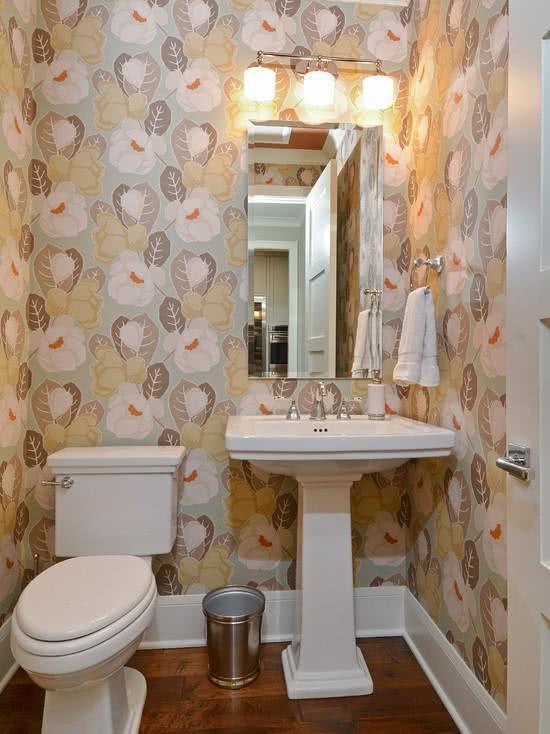 Обои для ванной комнаты 17 | Дока-Мастер