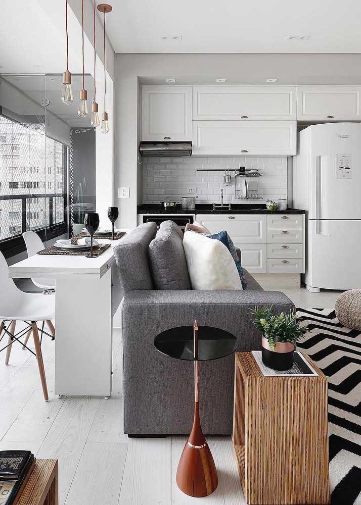 Квартира-студия: 30 современных идей для вас 17