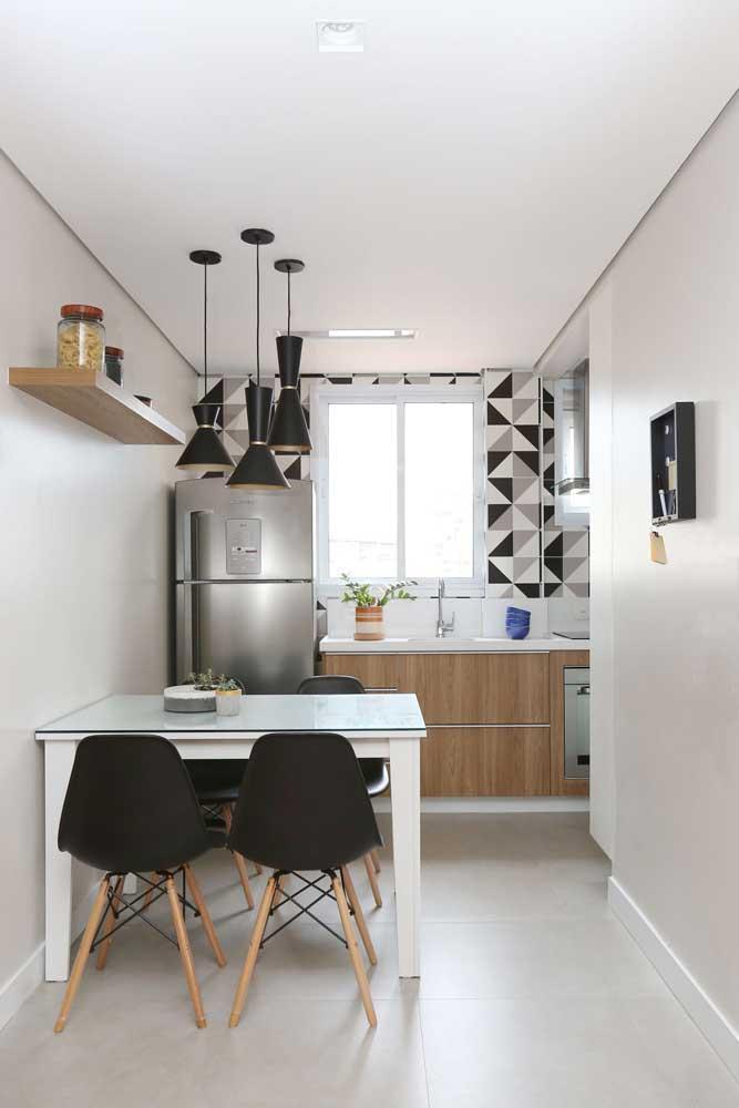 Стол у стены 30 идей для небольшой квартиры 18 | Дока-Мастер