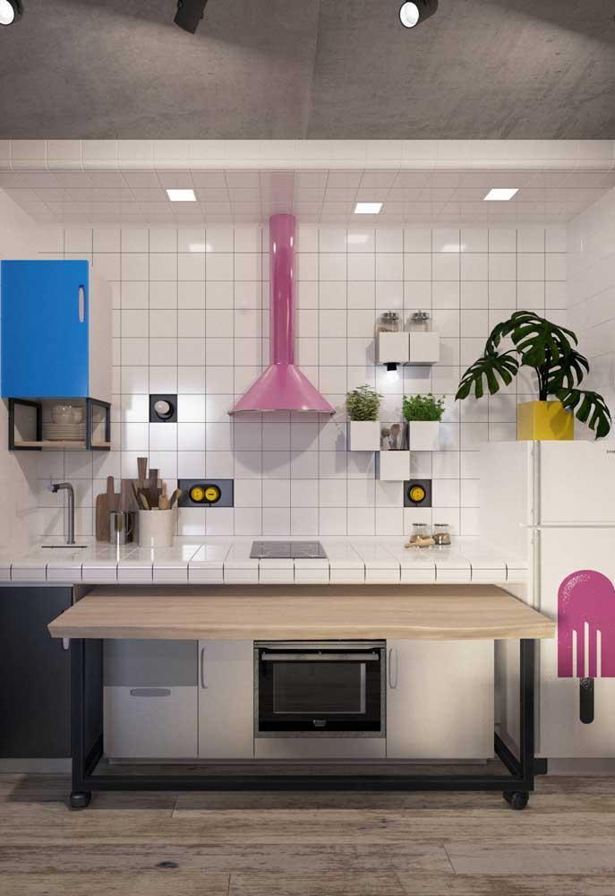 Стол у стены 30 идей для небольшой квартиры 19 | Дока-Мастер
