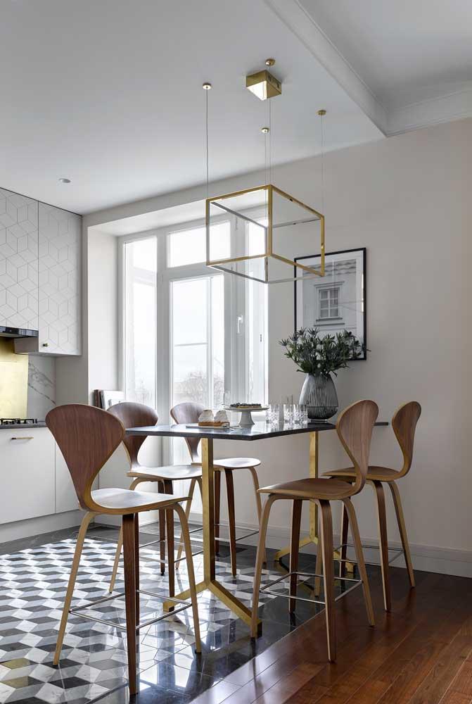 Стол у стены 30 идей для небольшой квартиры 21 | Дока-Мастер