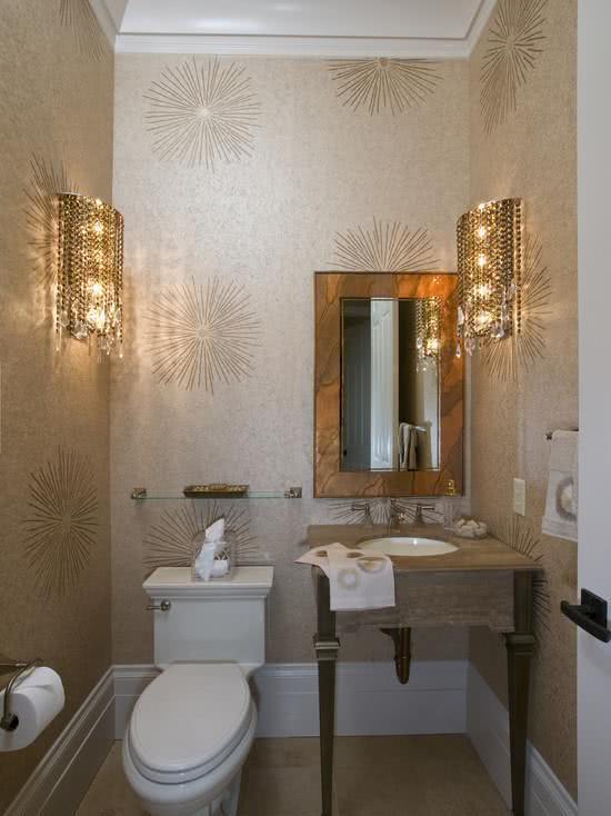 Обои для ванной комнаты 21 | Дока-Мастер