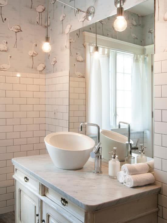 Обои для ванной комнаты 23 | Дока-Мастер