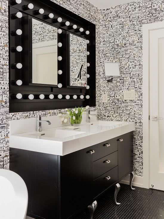 Обои для ванной комнаты 24 | Дока-Мастер