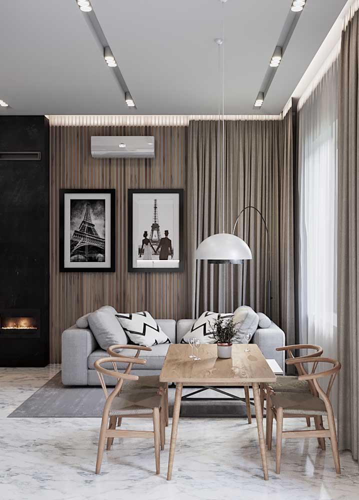 Квартира-студия: 30 современных идей для вас 24