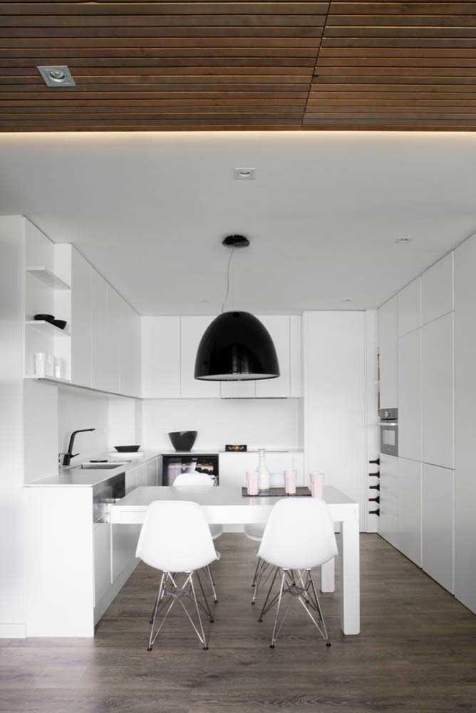 Стол у стены 30 идей для небольшой квартиры 25 | Дока-Мастер