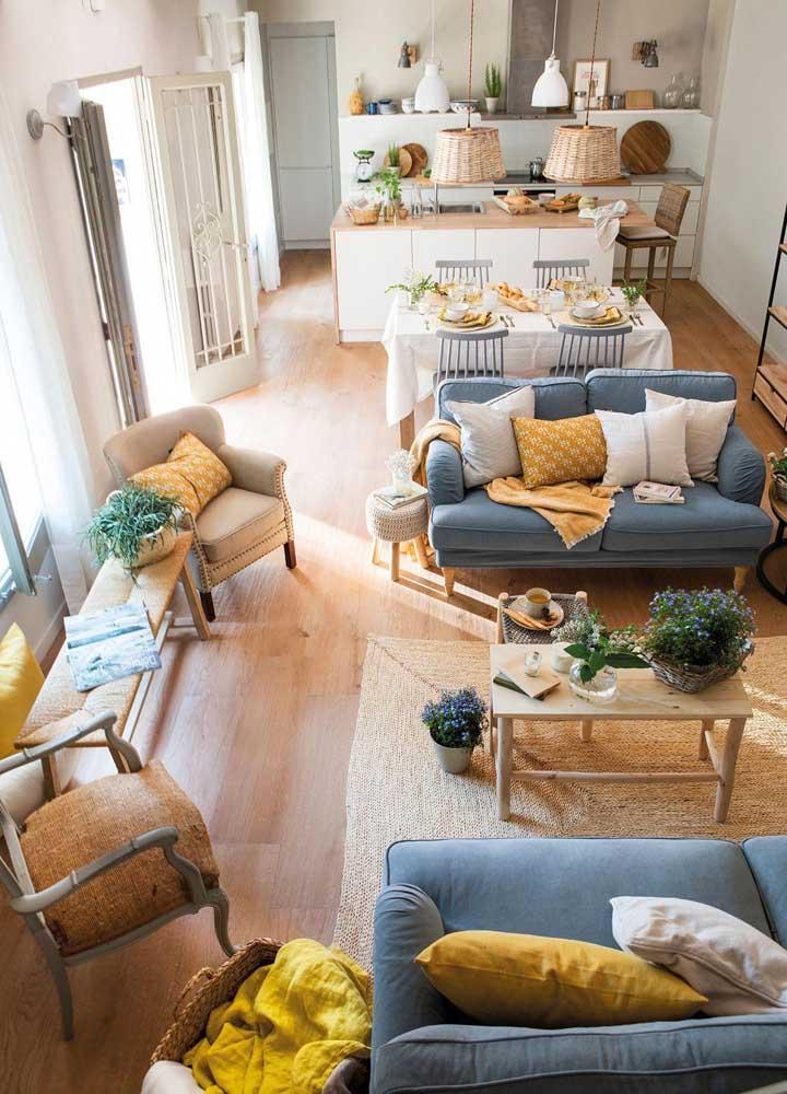 Квартира-студия: 30 современных идей для вас 25