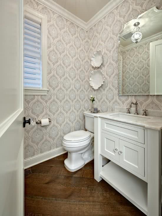 Обои для ванной комнаты 26 | Дока-Мастер