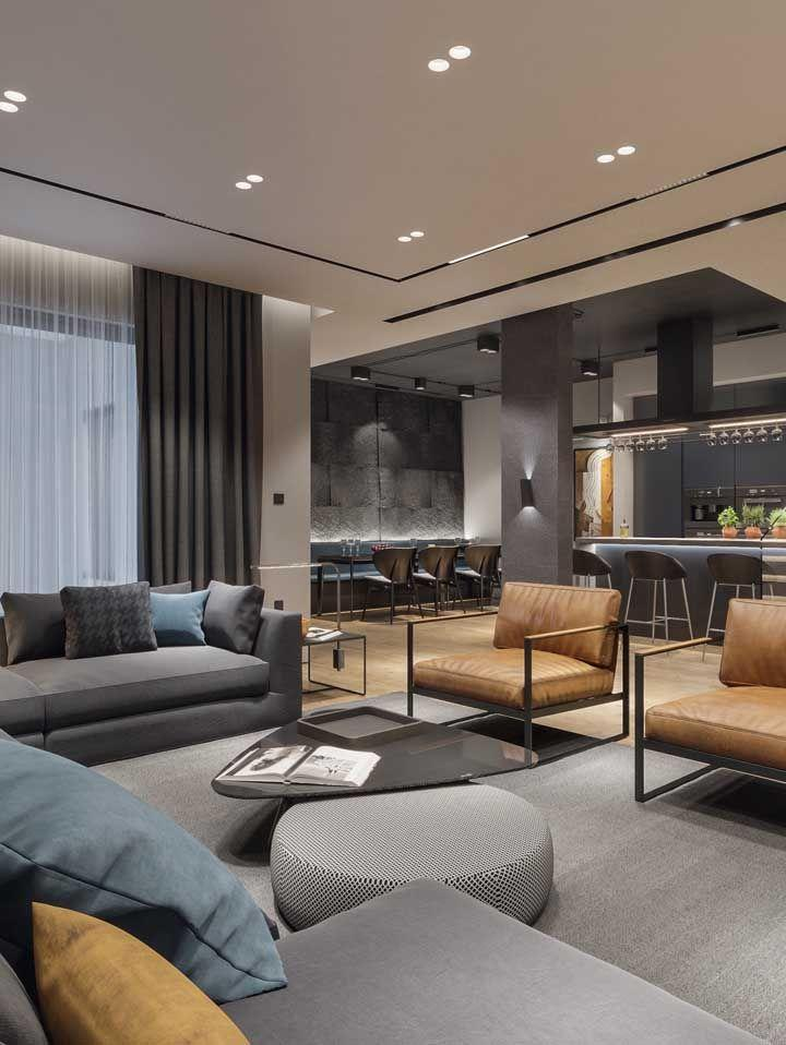 Квартира-студия: 30 современных идей для вас 26