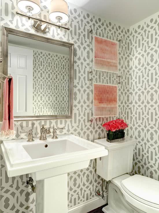 Обои для ванной комнаты 27 | Дока-Мастер