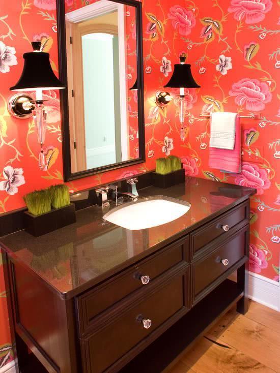 Обои для ванной комнаты 29 | Дока-Мастер