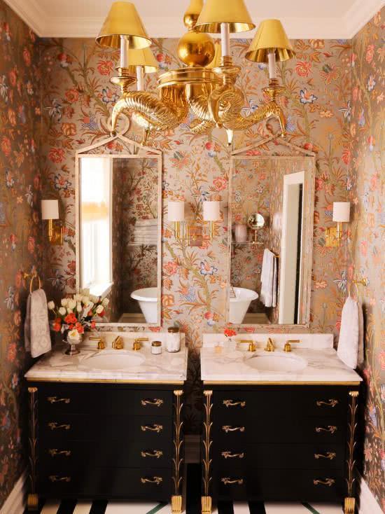 Обои для ванной комнаты 3 | Дока-Мастер