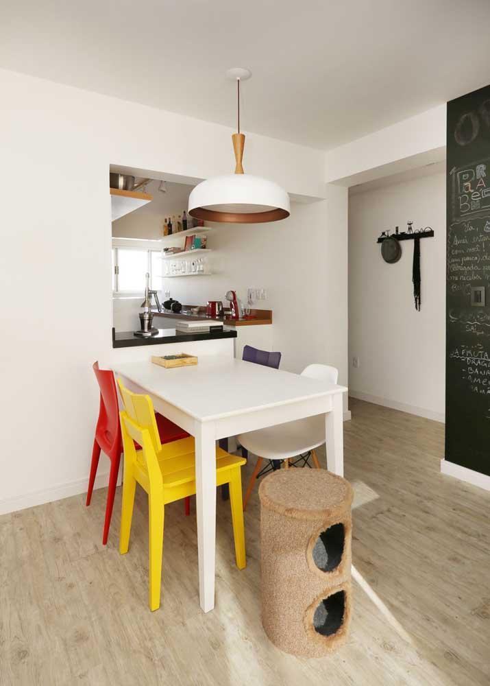 Стол у стены 30 идей для небольшой квартиры 3 | Дока-Мастер