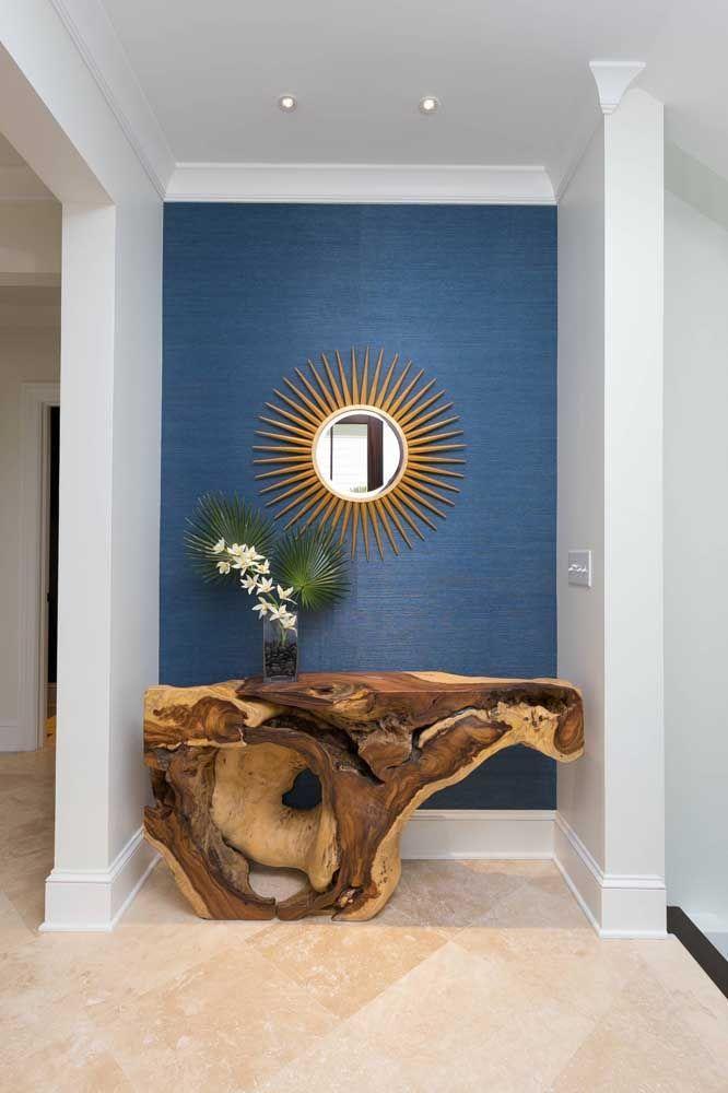 Круглое зеркало в интерьере, как использовать в декоре 30