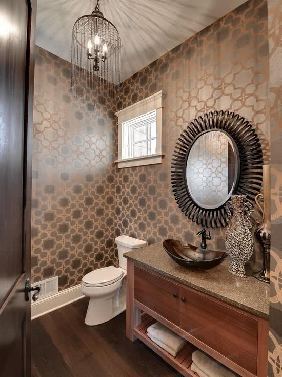 Обои для ванной комнаты 4 | Дока-Мастер