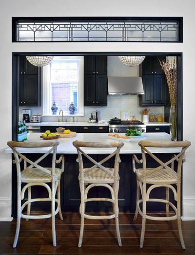 5 узких кухонь, которые действительно работают 4 | Дока-Мастер