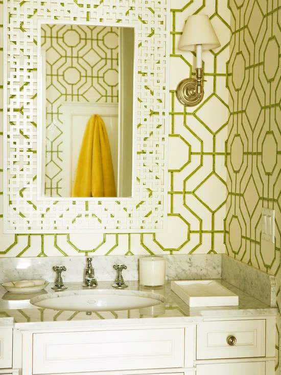 Обои для ванной комнаты 8 | Дока-Мастер