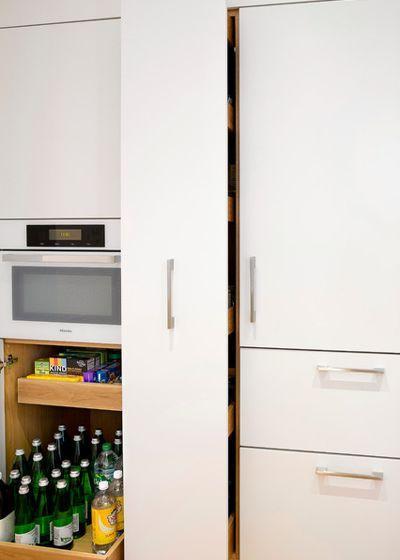 5 узких кухонь, которые действительно работают 8 | Дока-Мастер