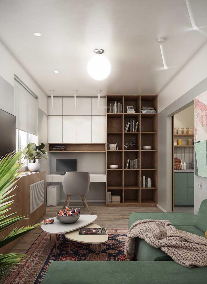 Квартира-студия: 30 современных идей для вас 09