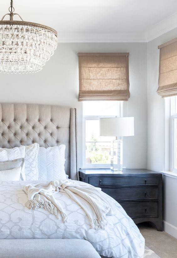 Люстры для спальни: 60 моделей в интерьере 52 | Дока-Мастер