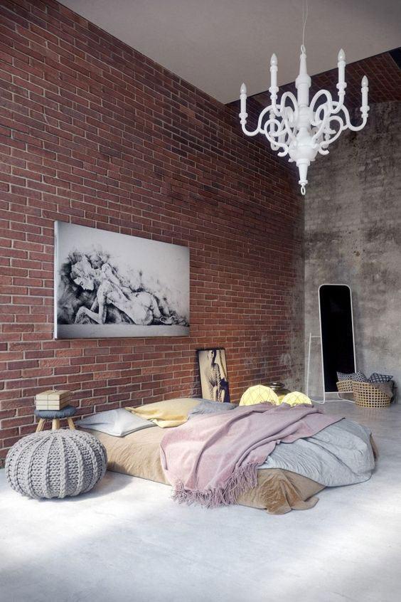 Люстры для спальни: 60 моделей в интерьере 51 | Дока-Мастер