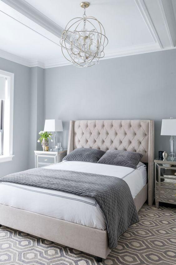 Люстры для спальни: 60 моделей в интерьере 50 | Дока-Мастер