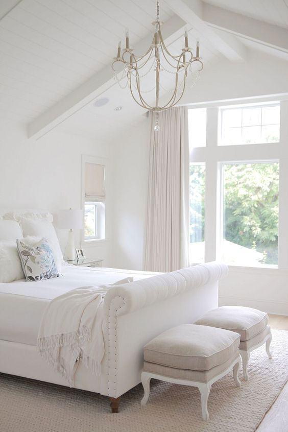 Люстры для спальни: 60 моделей в интерьере 49 | Дока-Мастер