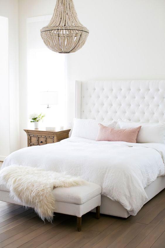 Люстры для спальни: 60 моделей в интерьере 44 | Дока-Мастер