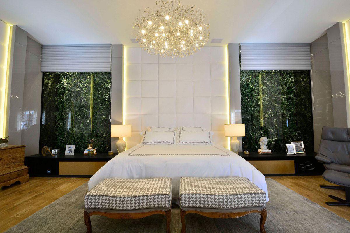Люстры для спальни: 60 моделей в интерьере 60 | Дока-Мастер