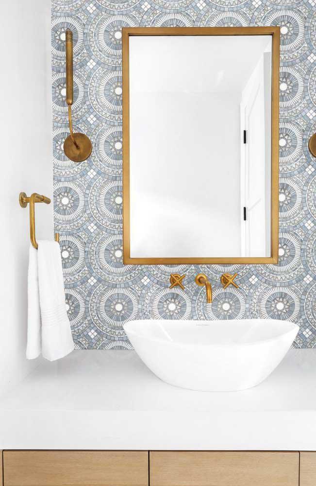 60 идей обоев в туалет 2   Дока-Мастер