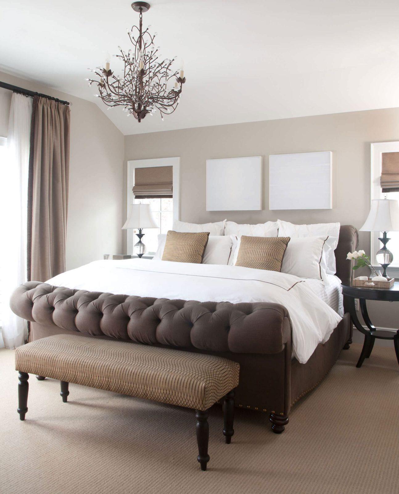 Люстры для спальни: 60 моделей в интерьере 38 | Дока-Мастер