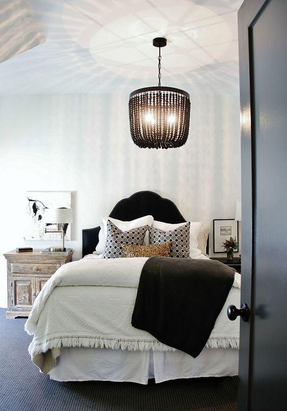 Люстры для спальни: 60 моделей в интерьере 37 | Дока-Мастер