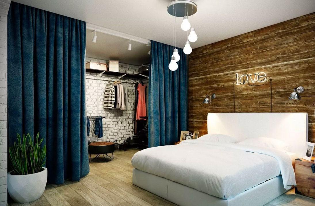 Люстры для спальни: 60 моделей в интерьере 35 | Дока-Мастер