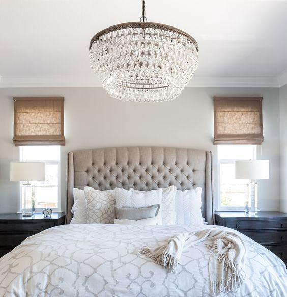 Люстры для спальни: 60 моделей в интерьере 26 | Дока-Мастер