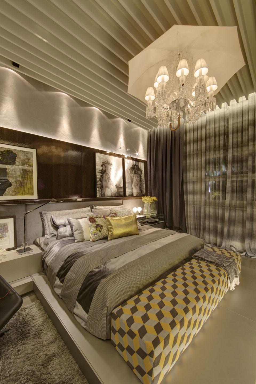 Люстры для спальни: 60 моделей в интерьере 22 | Дока-Мастер