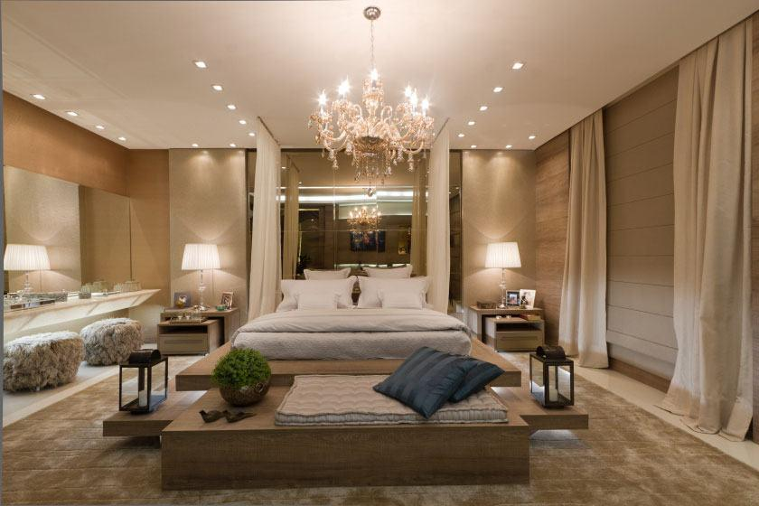 Люстры для спальни: 60 моделей в интерьере 21 | Дока-Мастер