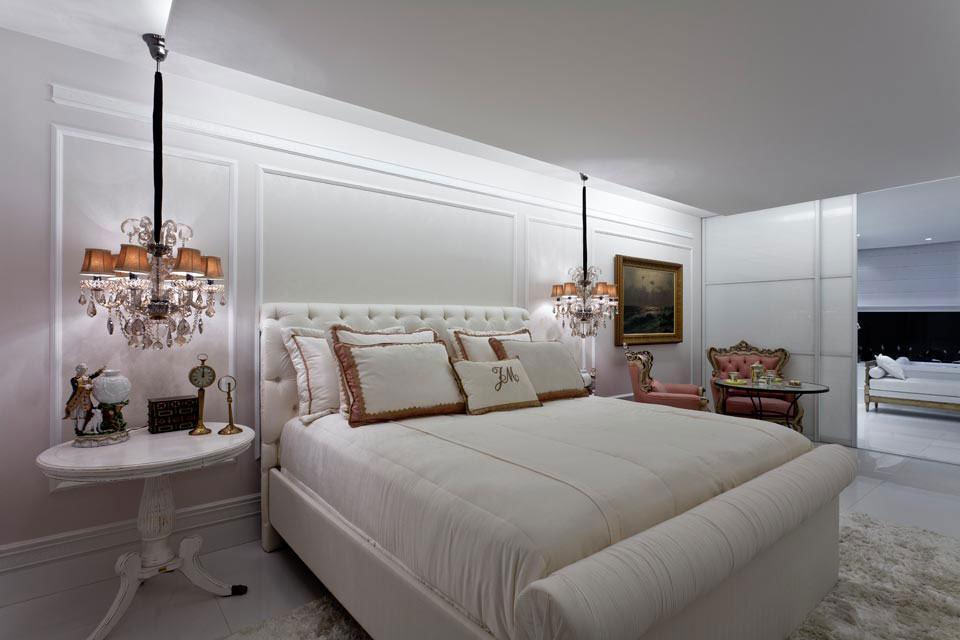 Люстры для спальни: 60 моделей в интерьере 20 | Дока-Мастер