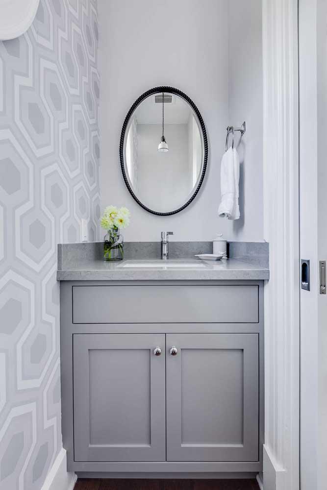 60 идей обоев в туалет 42   Дока-Мастер
