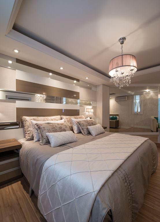 Люстры для спальни: 60 моделей в интерьере 19 | Дока-Мастер