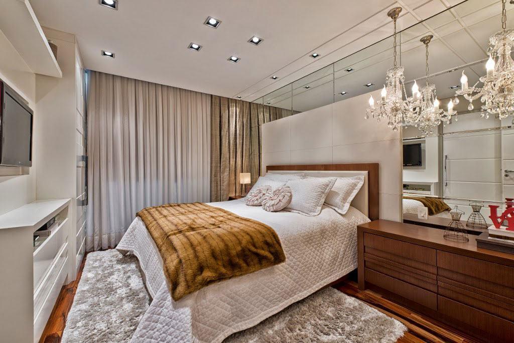 Люстры для спальни: 60 моделей в интерьере 18 | Дока-Мастер