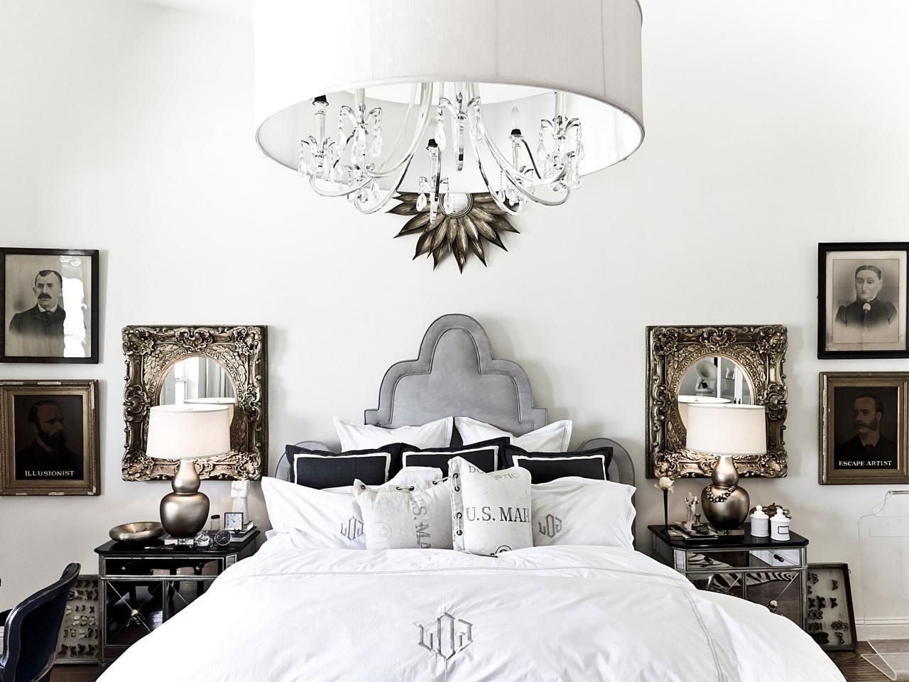 Люстры для спальни: 60 моделей в интерьере 17 | Дока-Мастер