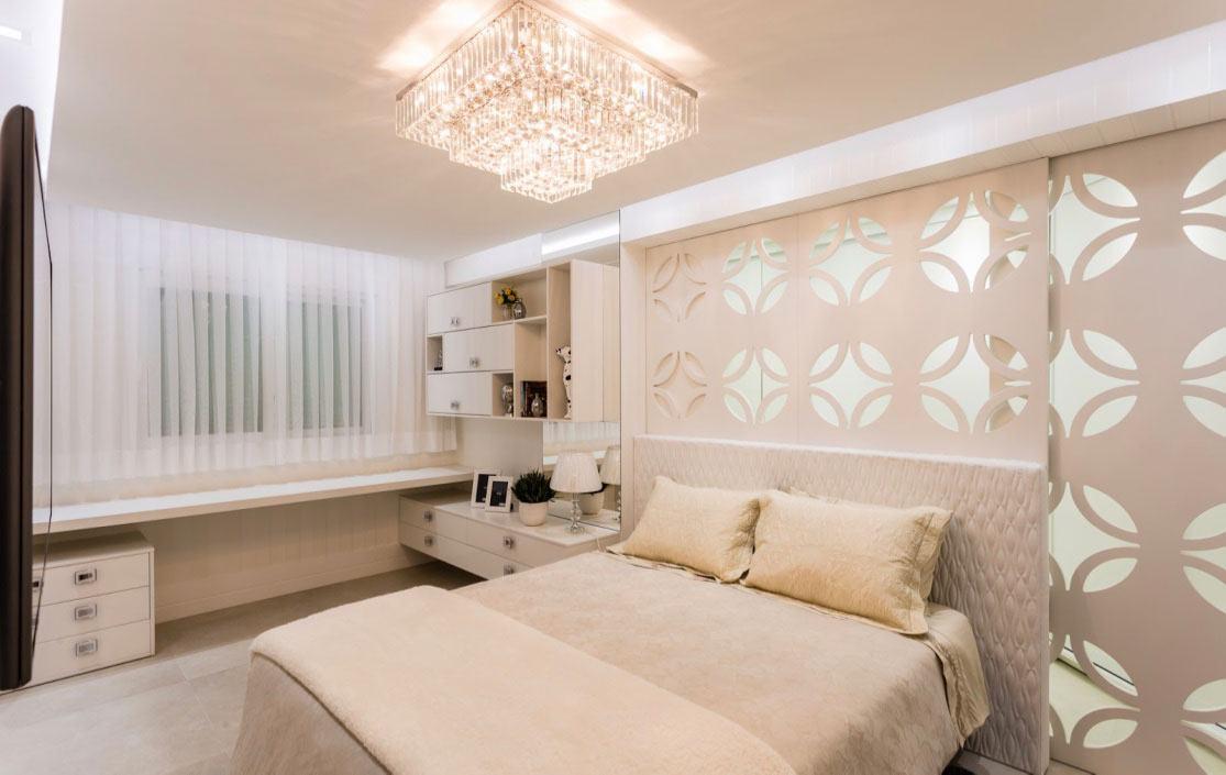 Люстры для спальни: 60 моделей в интерьере 16 | Дока-Мастер